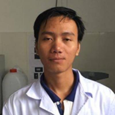 undergratuate student (BKU) micro-plastic